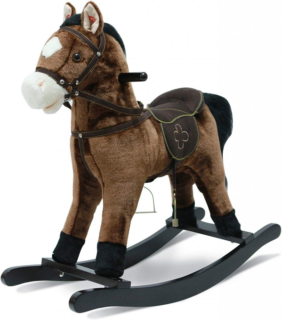 Trouvez votre cheval à bascule sur notre site comparatif !