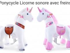 Licorne ponycycle