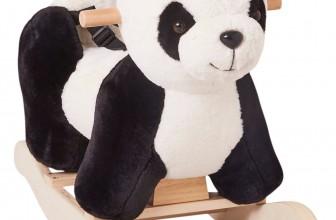 Panda à bascule